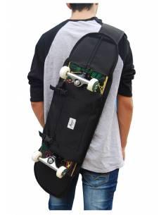 "Skateboard Backpack 7.5"" - 8.5"" Black"