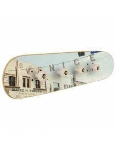 Wandgarderobe Skateboard - Venice Beach