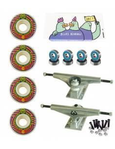 Ruote skateboard,...