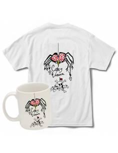 T-Shirt und Becher: The...