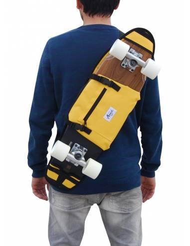 """Skateboard  Shoulder Bag 26"""" and 27"""" - Red"""