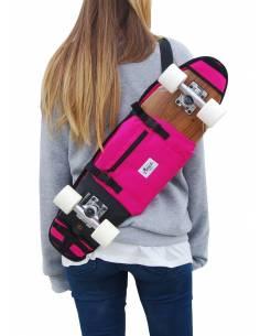 """Skateboard Shoulder Bag 26"""" and 27"""" - Pink"""
