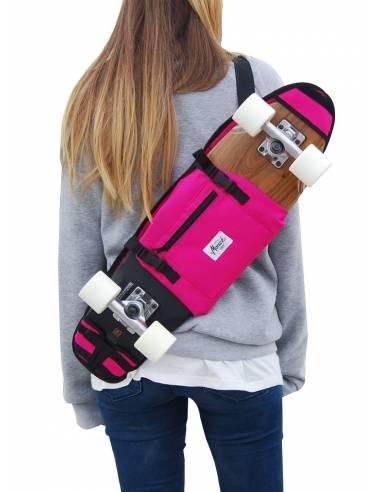 """Skateboard Bandolera 26"""" y 27"""" - Azul"""