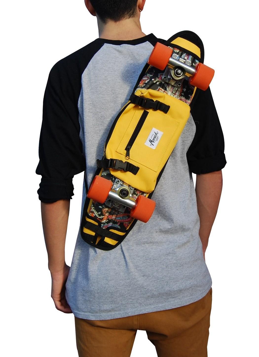 skate umh ngetasche bauchtasche handtasche und rucksack skateboardfahrer penny board. Black Bedroom Furniture Sets. Home Design Ideas